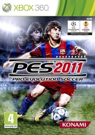 PES 2011 PATCH Xbox360 by BOLLOXMASTA