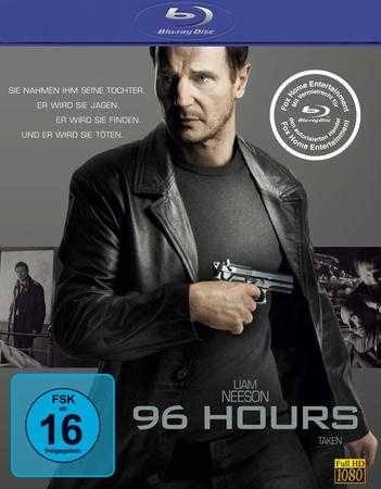 96 Hours Stream German