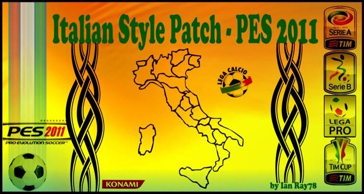 Italian Style Patch 2011 by Ian Ray78  v2.0