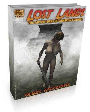 Lost lands issue 4 complete