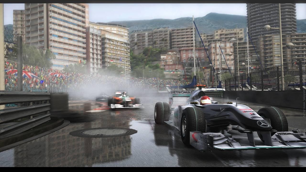 F1 2010 [Ru] (RePack) 2010 | Spieler
