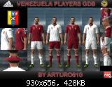 pes 2011 Venezuela Players 2011 FULL GDB by arturo610