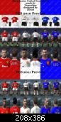 pes 2011 Manchester United fantasy kit by Tr@nceboy