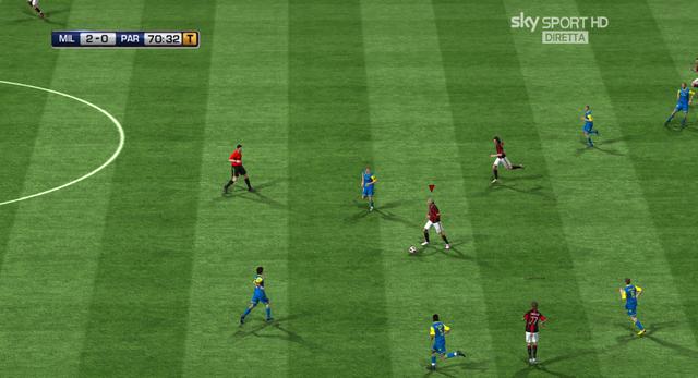 fifa 11 Serie A Scoreboard by ANB_Seth