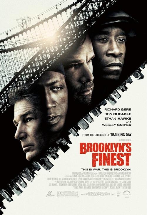 Gliniarze z Brooklynu / Brooklyns Finest (2009) PL.PAL.DVDR-NoGRP