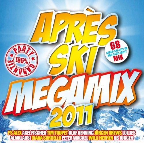 Va - Apres Ski Megamix 2011-2CD-DE-2010