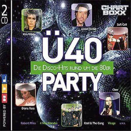 Chartboxx - U40 Party (2011)
