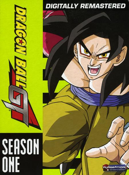 Dragonball GT - Staffel 1 Folgen 01-32 German UNCUT