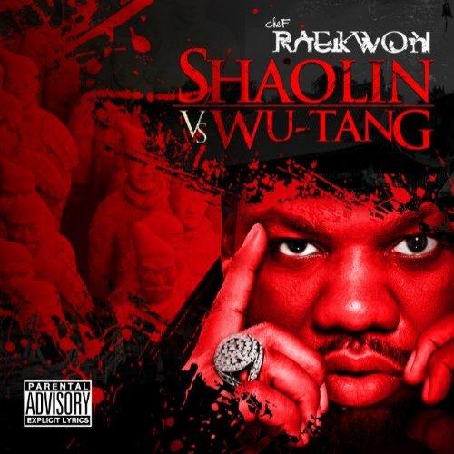 Cover Album of Raekwon - Shaolin Vs Wu-Tang  02.02.11