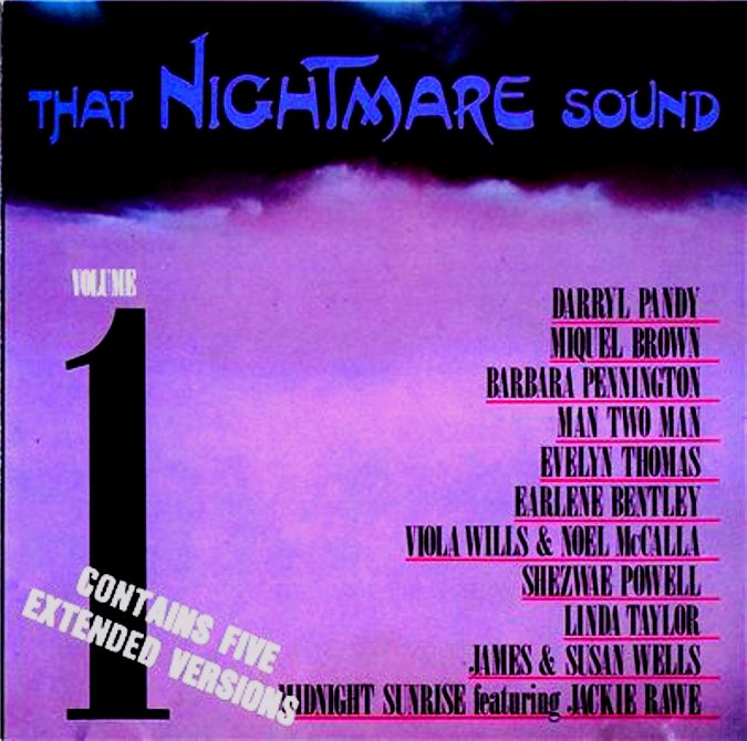 That Nightmare Sound Vol.1