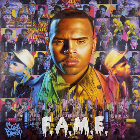 Chris Brown - F.A.M.E. (Deluxe Edition)
